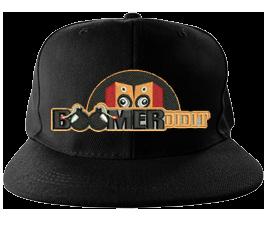 Boomerdidit Hat_120Logo